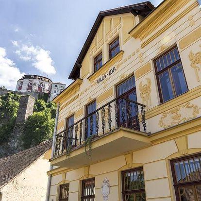 Vranov nad Dyjí, Jihomoravský kraj: Villa Ida