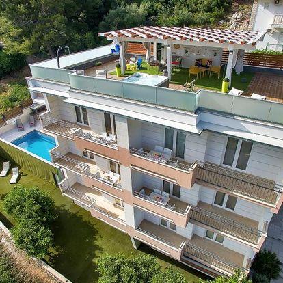 Chorvatsko, Drvenik: Apartments Villa Katija