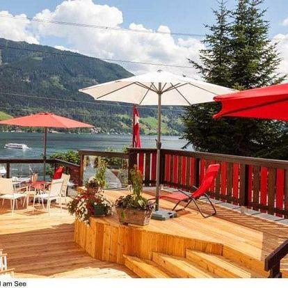 Rakousko, Salzbursko, vlastní dopravou na 8 dní