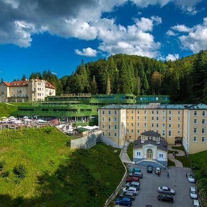 Slovinsko, Savinjsko, vlastní dopravou na 3 dny