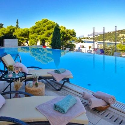 Chorvatsko, Dubrovník: Hotel Uvala