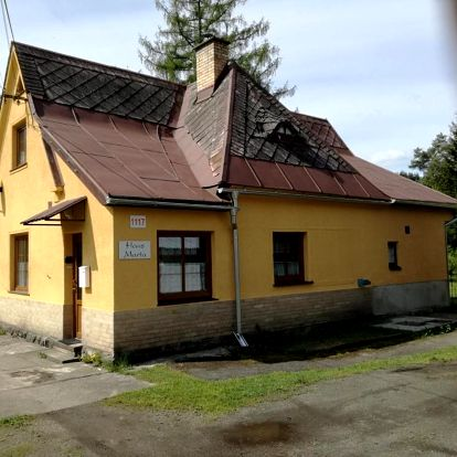 Liberecký kraj: Haus Marta