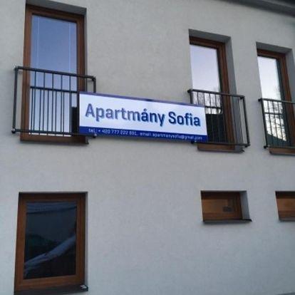 Kamenice nad Lipou, Vysočina: Apartmány SOFIA