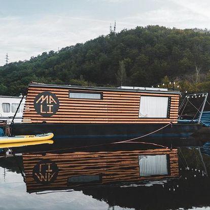 Středočeský kraj: Houseboat Mali