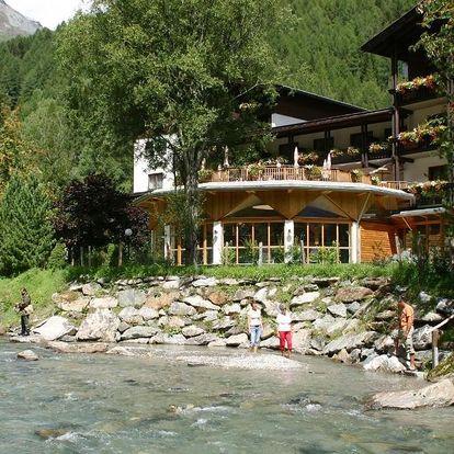 Rakouské Alpy: Hotel Kärntnerhof