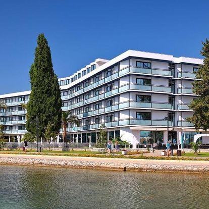 Chorvatsko, Biograd na Moru: Hotel Ilirija