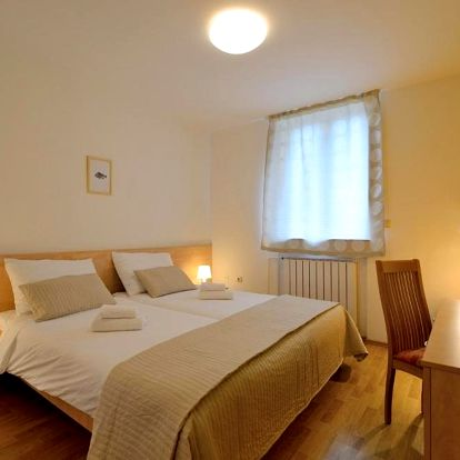 Chorvatsko, Novigrad: Pension Emaus