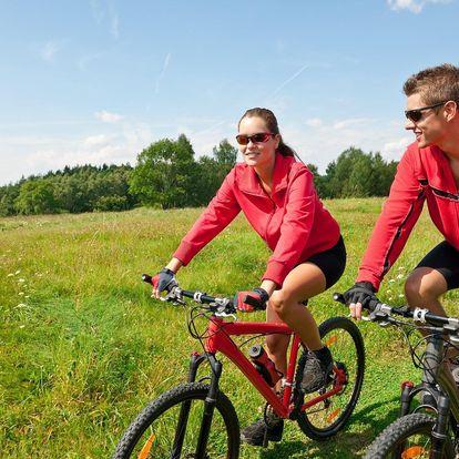 Aktivní dovolená ve Slezsku s bazénem i golfem