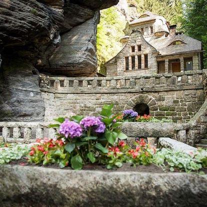 Národní park České Švýcarsko: Stara Plynarna