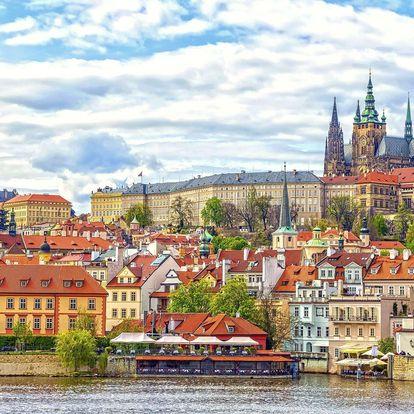 Jedinečný K + K Hotel Central**** v srdci Prahy