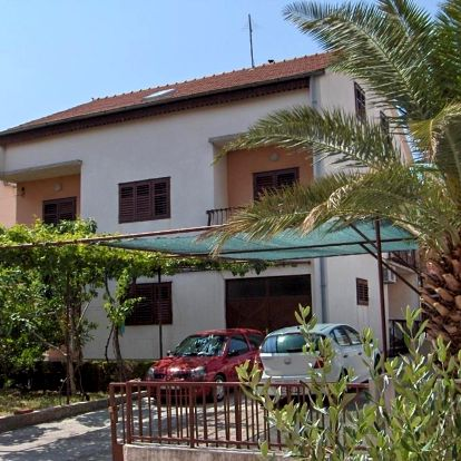 Chorvatsko, Vodice: Rooms & Apartments Blue Beach