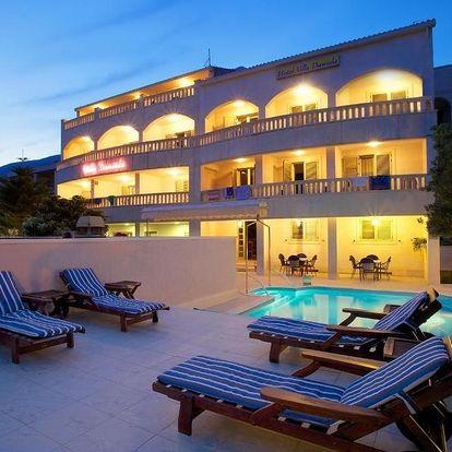 Chorvatsko, Brač: Hotel Villa Daniela