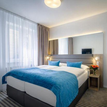 Praha a okolí: Hotel White Lion