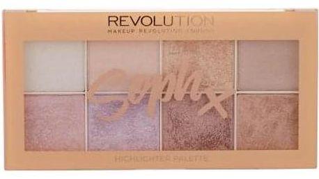 Makeup Revolution London Soph x 16 g paletka rozjasňovačů pro ženy