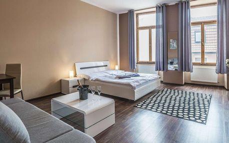 Komfortní ubytování přímo v centru Prešova