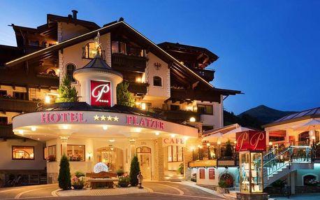 Rakouské Alpy: Hotel Platzer Superior
