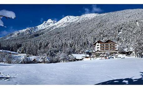 Rakouské Alpy: Alpenhotel Linserhof