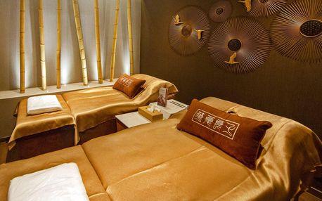 Čínská párová masáž: olejová či akupresura