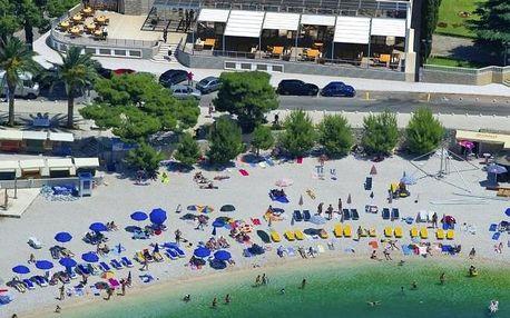 Chorvatsko, Makarská riviéra: Grand Hotel Slavia