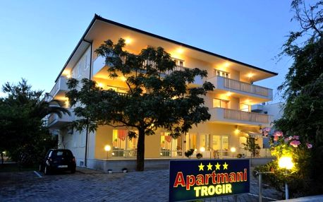 Chorvatsko, Trogir: Apartmani Trogir