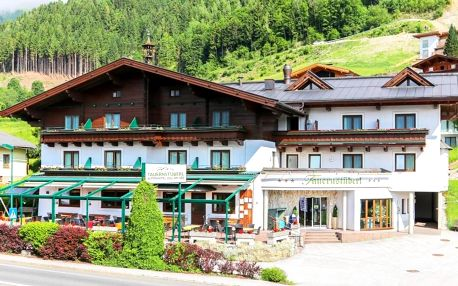 Rakousko, Zell am See: Alpenhotel Tauernstüberl