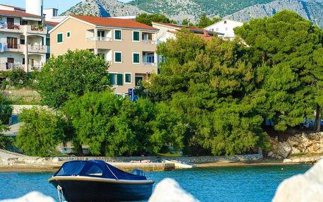 Chorvatsko, Omiš: Villa Lidija