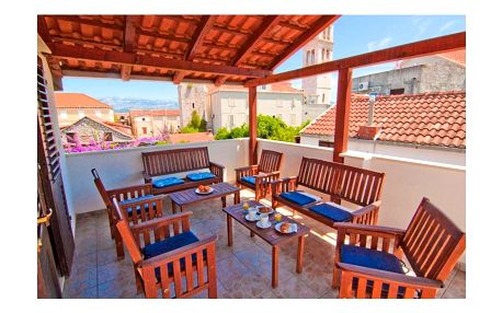 Chorvatsko, Brač: Villa Mia Casa