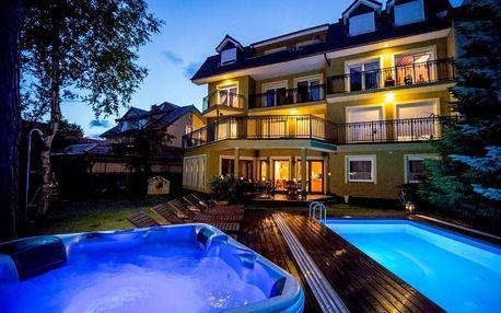 Polsko, Baltské moře: Villa Verdi Pleasure & Spa