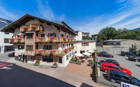 Rakousko, Zell am See: Hotel Glasererhaus