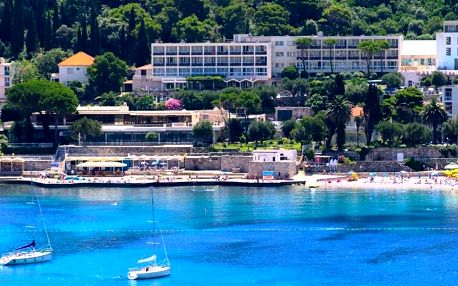 Chorvatsko, Dubrovník: Hotel Adriatic