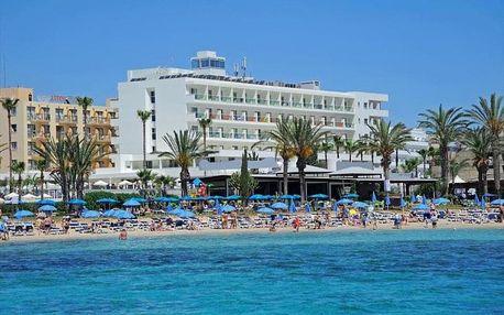 Kypr, Ayia Napa, letecky na 15 dní
