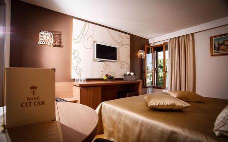 Chorvatsko, Novigrad: Hotel Cittar