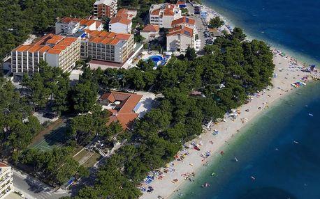 Chorvatsko, Makarská riviéra: Hotel Horizont