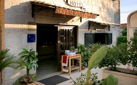 Chorvatsko, Trogir: Hotel Trogir