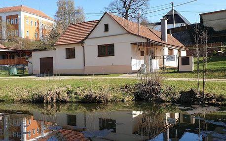 Olomoucký kraj: Chaloupka u Vejvodů