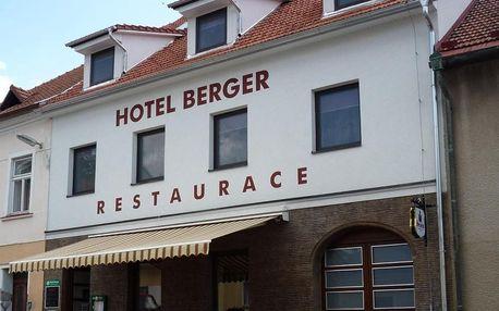 Kamenice nad Lipou, Vysočina: Hotel Berger