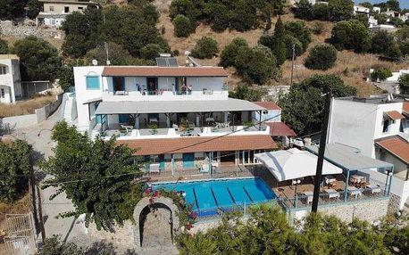 Řecko, Kalymnos, letecky na 11 dní