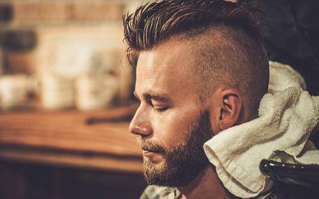 Servis v barbershopu: základní i komplet balíček