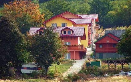 Slovensko, Podhájská, vlastní dopravou na 8 dní
