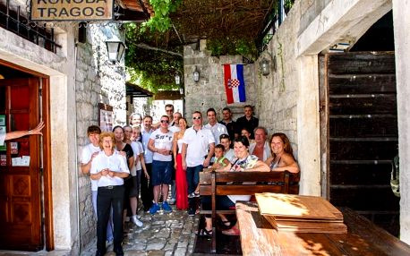 Chorvatsko, Trogir: Heritage Hotel Tragos