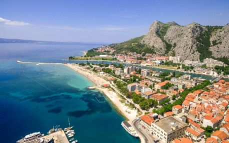 Chorvatsko, Omiš: Villa Mama - Traditional Apartments in Omis