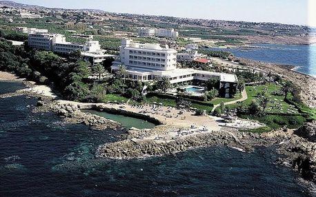 Kypr, Kissonerga, letecky na 11 dní