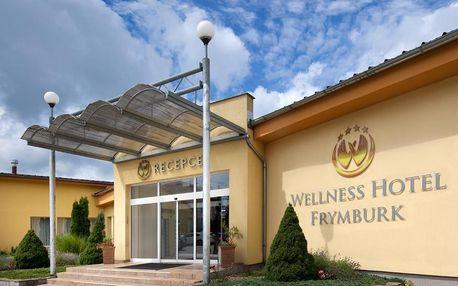 Wellness Hotel Frymburk poblíž Stezky korunami stromů Lipno