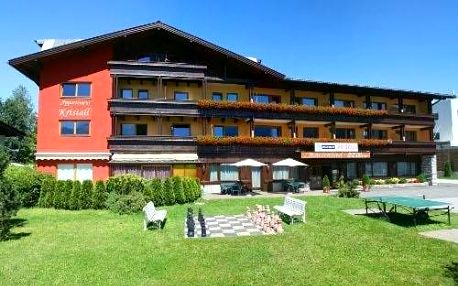 Rakousko, Zell am See: Appartement Kristall