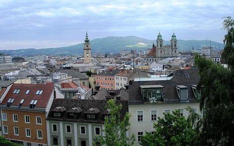 Rakousko, autobusem na 1 den