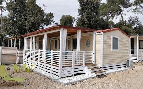 Chorvatsko, Biograd na Moru: Mobile homes Maja Camp Soline