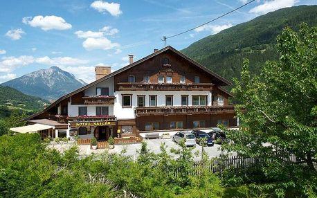 Rakousko, Tyrolsko, vlastní dopravou na 2 dny