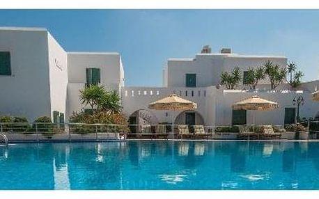 Řecko, Naxos, letecky na 12 dní