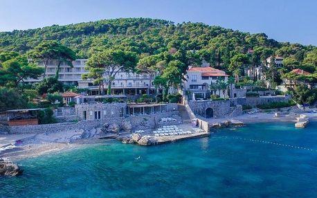 Chorvatsko, Dubrovník: Hotel Splendid