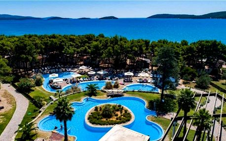 Chorvatsko, Šibenik: Hotel Niko